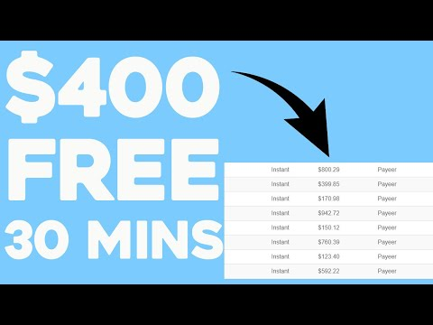 Make $400 In 30 Minutes Automatically! (Make Money Online)