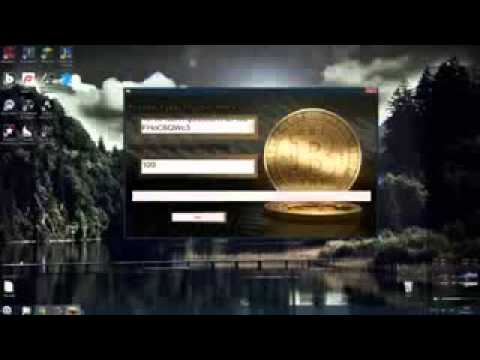 Bitcoin Generator Hack 2015  Generate free Bitcoins!.mp4