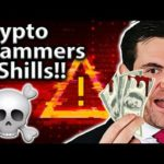 WATCH OUT For These Crypto Scams & Shills!! ⚠️