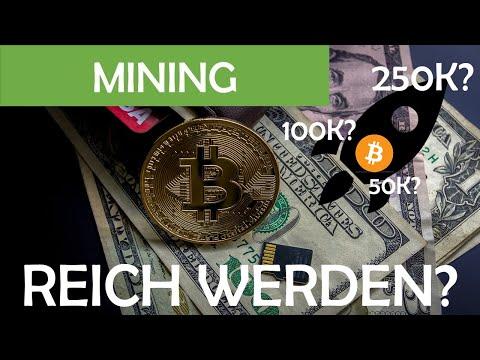 Mit Bitcoin Mining reich werden?!