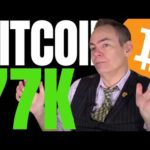 MAX KEISER SAYS $77K BITCOIN SHORT-TERM IS A LOCK AS HASH RATE KEEPS HITTING NEW ALL-TIME HIGH!!