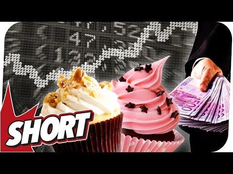 Wie funktionieren Börse und Aktien? – Das Cupcake-Prinzip