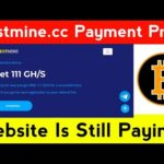 Bestmine.cc Payment Proof | New Bitcoin Mining Website Launched 2021 | May be This Website Is Scam