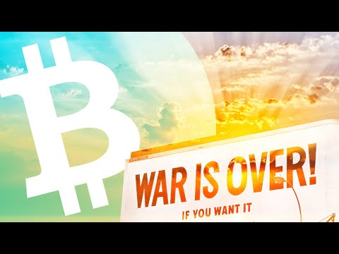 Bitcoin (Cash) Can Put an End to War
