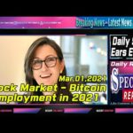 ARK Invest Cathie Wood | How Stock Market, Bitcoin, Employment will play out in 2021