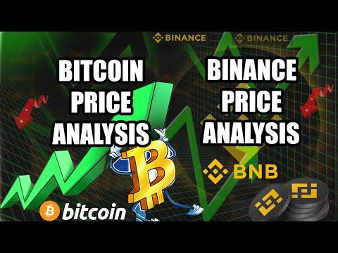 Binance Coin Price Analysis - Bitcoin and BNB Coin News BNB Pump BTC 1 Trillion Marketcap ! Bull Run
