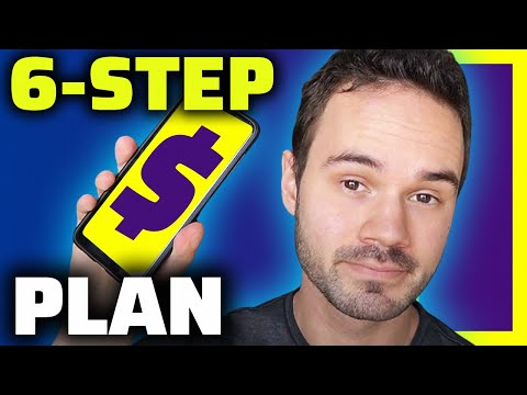 How To Make Money Online (2021) | 6 REALISTIC Steps To Start Earning Online