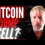 Bitcoin is CRASHING - Michael Saylor with a Bitcoin Prediction, Square buys BTC, Mark Cuban DeFi