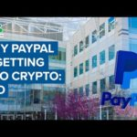 PayPal CEO on why the company is getting into cryptocurrency