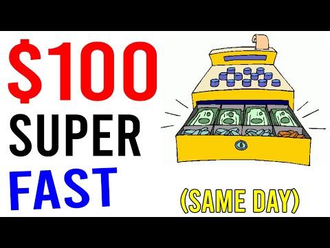 Earn FREE Money NOW!! [$100 SUPER DUPER FAST!] - Make Money Online