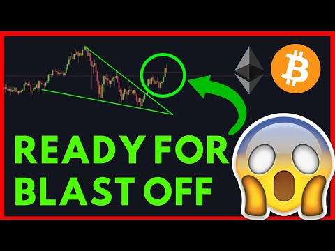 ARE BITCOIN AND ETHEREUM READY TO BLAST OFF??