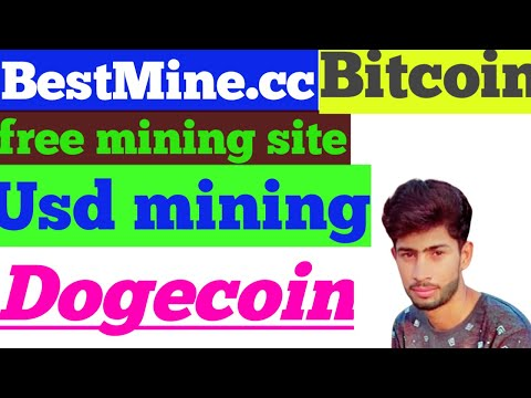 bestmine.cc Withdraw proof without invsetment   Free Bitcoin mining site