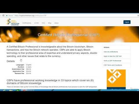 Bitcoin & Blockchain Mastery 2020 - learn Cryptocurrency & Blockchain
