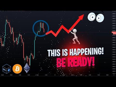 BE AWARE!! BIG BITCOIN DROP COMING!!!? BTC, LINK, ETH PRICE PREDICTION, TECHNICAL ANALYSIS