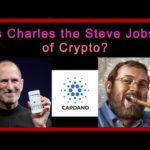 Is Charles the Steve Jobs of Crypto? #ADA #DOGE #Bitcoin