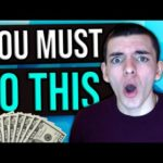 YOU MUST DO THIS To Be Successful Making Money Online!!