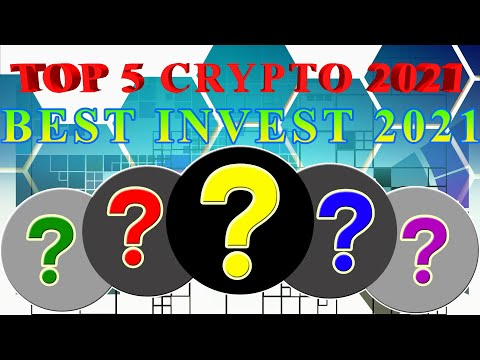 The 5 best cryptocurrencies to invest in 2021 | Worker Jobs Coin