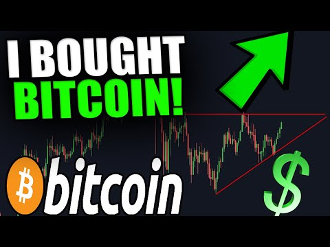 I JUST MADE THIS BITCOIN TRADE! [This Is Why...]