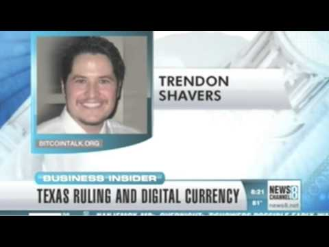 Andrea Castillo Discusses Bitcoin on News Channel 8