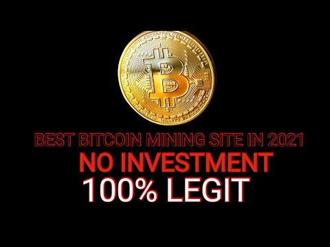 best Bitcoin mining site in 2021 | free Bitcoin mining site in 2021 | best btc mining site free