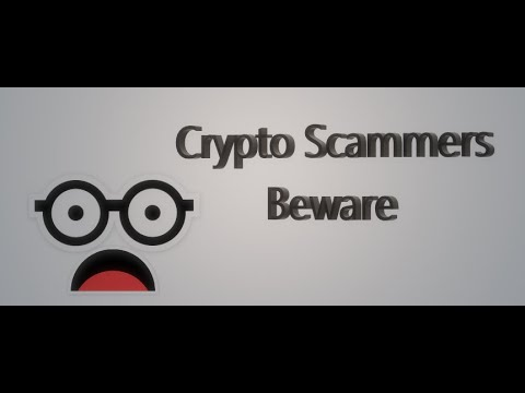Fight against scam in comments on Youtube | Crypto