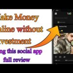 Make money online without investment    Full review of Tsu Application    Earn money Tsc app easily