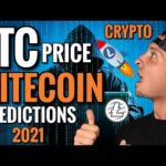 Litecoin Price Predictions 2021: LTC Crypto: Cryptocurrency News Today
