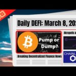 Daily Defi: Akropolis, Chainlink, Bitcoin Price Analysis & Crypto Job Opportunities