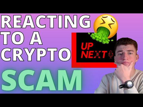Reacting to a Crypto Scammer buying a 7 million dollar home.