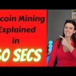 Bitcoin Mining Explained- How it works (Bitcoin Mining) #shorts