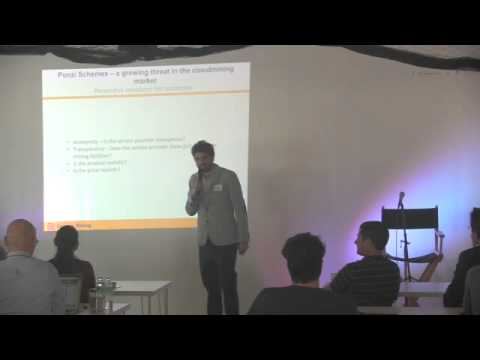 SODM15: Large Scale Mining Operations and Cloudmining from a Regulatory Perspective – Marco Streng