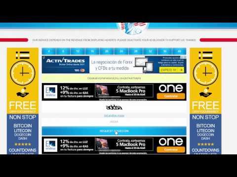 Догкоин кран FreeDOGE USA Faucet  –  каждые 10 мин от 4 до 40 догов!!!