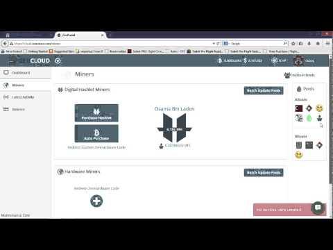Introducing GawMiners Hashlet | Bitcoin Weekly Show