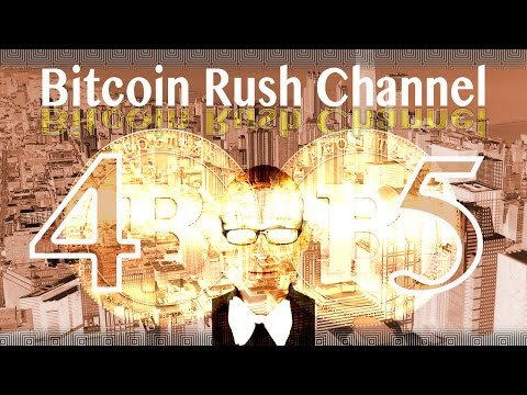 Bitcoin Rush_45 w/ Purse, ShapeShift, Syscoin, GetGems, TheOpenMinute