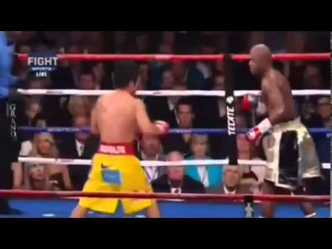 Floyd Mayweather Jr. vs. Manny Pacquiao - Full Boxing Title Fight - 2015 - Las Vegas