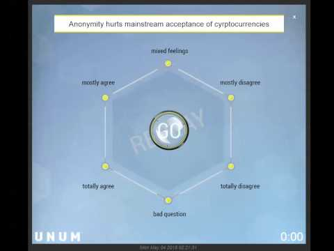 Does anonymity hurt mainstream acceptance of cyrpto-currency?