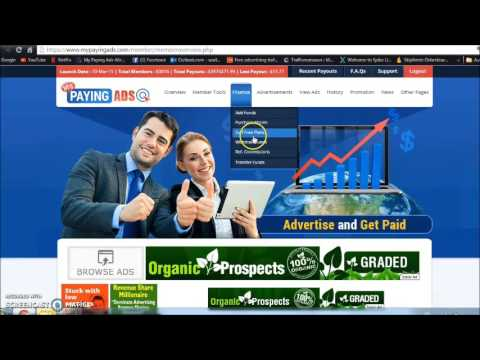 My Paying Ads Review#4 Strategy Tutorial Video Youtube Make Money Online