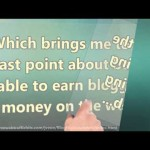 Ways to Earn Blogging Money – Making Cash With Your Blog