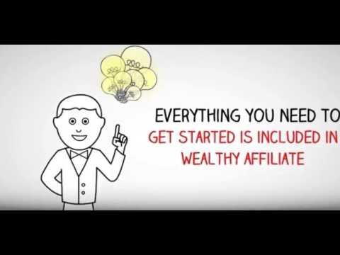 Wealthy Affiliate - Great Make Money Online Ways