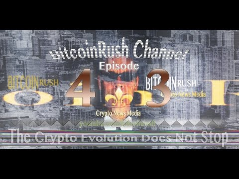 Bitcoin Rush - 43 w/ AOTX-Coin, Bitcoin Job Fair