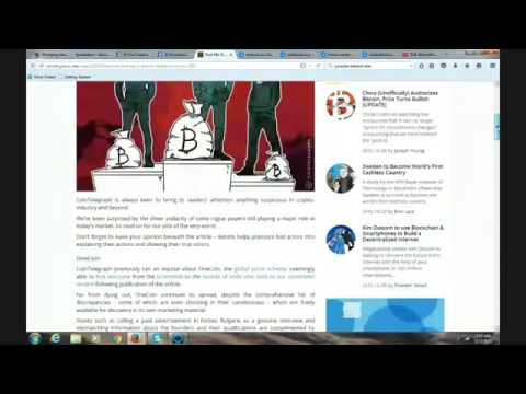 Attempt to get William to reach out!! fool me once top 5 bitcoin related scams for 2015