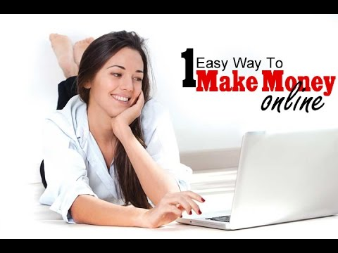 How To Make Money Online Fast Way