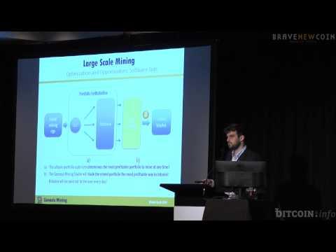 Marco Streng At Bitcoin South: Bitcoin Mining & The Future