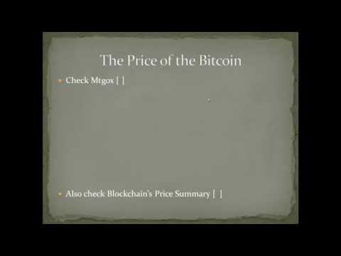 Lecture 5: Bitcoin Speculation. All about Bitcoin, Litecoin and digital currency!