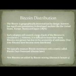 Lecture 3: The Bitcoin Economy. All about Bitcoin, Litecoin and digital Money!
