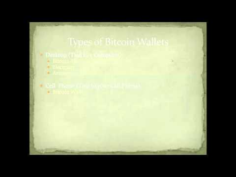 Lecture 2: How to Acquire Bitcoins and Spend Them?