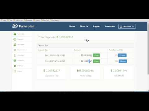 Gana Bitcoins Cada Hora, Pagos Al Instante Bitcoin Investment (SCAM)