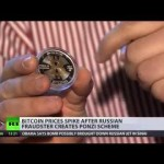 Bitcoin spikes as Russian fraudster starts Ponzi scheme in China! World news today 07.11.2015