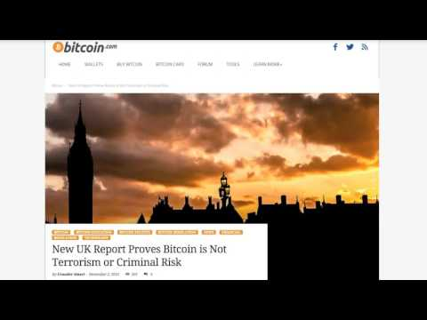 What is Bitcoin? - The British Government's Bitcoin Report