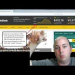 ALERT THE REALIST NEWS   WebBot  3 moves down and up to $408 bitcoin is needed
